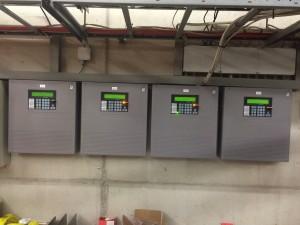 Vervanging gasdetectie met 300 sensoren CO / LPG